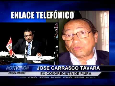 LLAMADA CARRASCO TAVARA