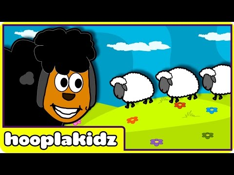 Baa Baa Black Sheep Animated Nursery Rhyme | Itsy Bitsy Spider...