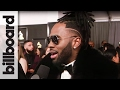 Jason Derulo on 'Swalla' ft. Nicki Minaj & Ty Dolla $ign, 2017 Grammys Red Carpet | Billboard