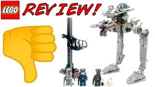 LEGO 75201 First Order AT-ST Review! 👎 | LEGO Star Wars 2018 Set!