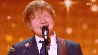 Download Lagu Ed Sheeran - Perfect  (Live in Miss France 2018) Gratis STAFABAND
