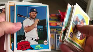 2018 Topps Archives Blaster Box and LCS pickups