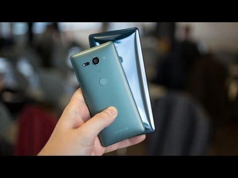 Sony XZ 2 - Что с дизайном?