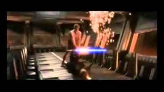 star wars video clip Excelente