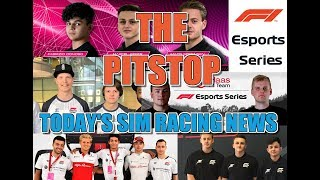 F1 Esports Heating Up, Forza Scores Big, 1 Day To Go!, Sony Next Gen, VR / AR and more