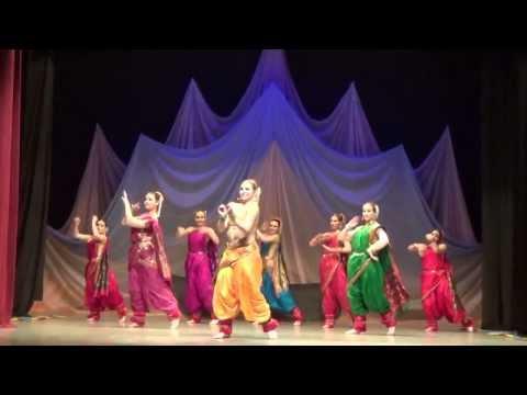 Show ballet Amrapali- Russia -Leena Goel-Mungda o Mungda