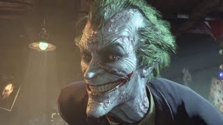 BATMAN: ARKHAM CITY Joker Trailer