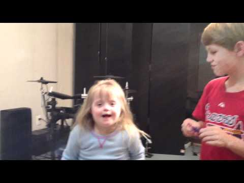 MattyB and Sarah Grace Vlog Braces Off and Gremlin Hunting