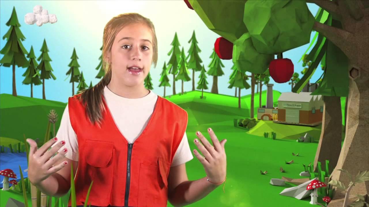 Smurfit kappa c mo se hace el papel video para ni os espa ol youtube - Nino 6 anos se hace pis ...