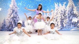 Kể và múa chuyện Cô bé bán diêm   Little match girl tell and dance   Vannie's Special