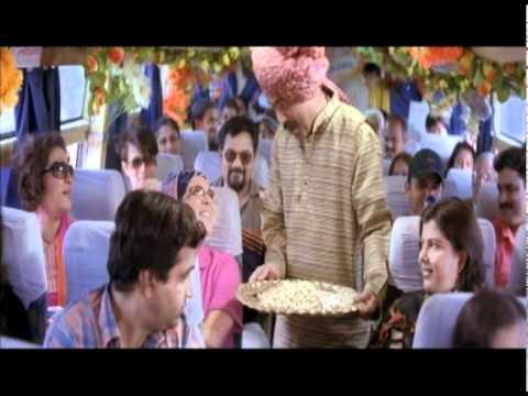 Shubha Mangala Savadhana - Myself Mulicha Mama - Makrand Anaspure - Marathi Comedy Scenes video