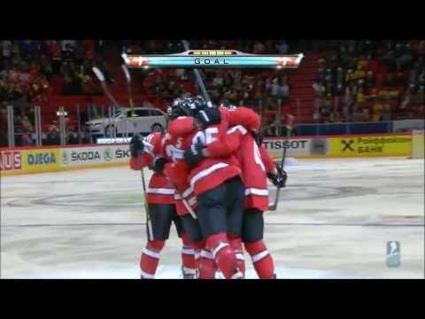 Team Switzerland - Silver Medalist of Ice Hockey World Championship 2013