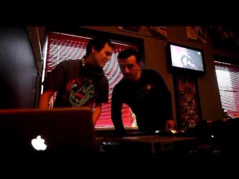 DJ-шоу Пиратское Радио - DJ Фрик & DJ Рик - live mash-up, mix&scratch