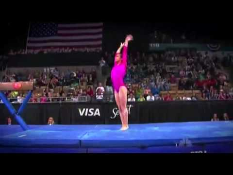 Alexandra Raisman - SHOW &#039;EM WHAT YOU GOT