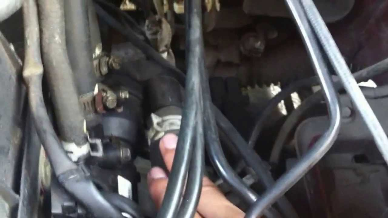 Temperatura ford fiesta 2004 youtube - Radiador electrico de pared ...
