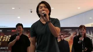 Golden Job《黄金兄弟》Star Tour Malaysia @ Sunway Velocity Mall