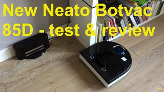 Neato Botvac 85D - first test run and review