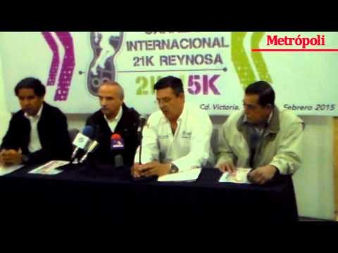Gran Carrera Internacional 21 K en Reynosa por su fundación