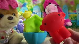 LEARN COLORS!...Greace Movie Song!... Lisa & Friends! Colores.