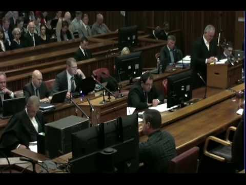 Oscar Pistorius Trial: Monday 30 June 2014, Session 1
