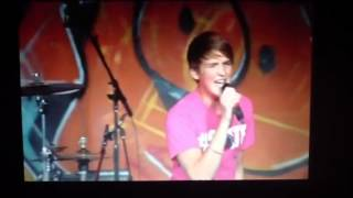 Eben Franckewitz Singing Not Over You