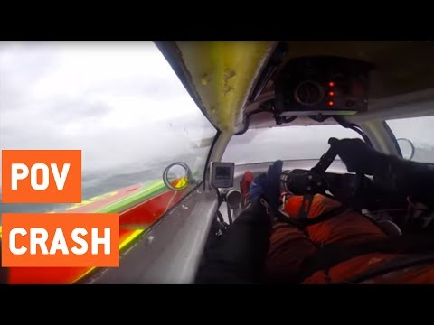 Speed Boat Crashes and Flips | Water Somersaults
