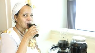 "Ethiopian Drink ""How to make Tela """