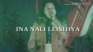 I NALI LEISHIYA |Dianah Wungsek |official mp3 song (new version)