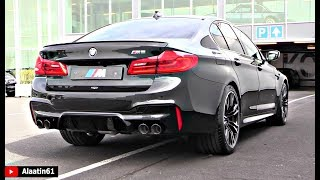 6 INSANE Features of the 2018 BMW M5 | Test Drive