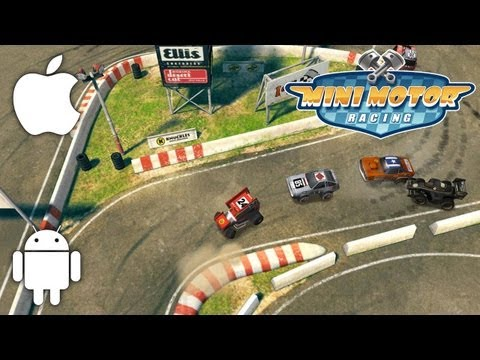 Mini Motor Racing Review [iOS & Android]