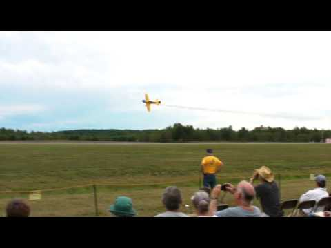 Horizon Air Meet 2012 Maine USA | airplane (scale and full size) formation flying