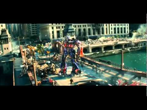 Transformers (iridescent) Linkin Park video