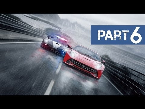 Need for Speed Rivals Gameplay Walkthrough Part 6 - Let's Play (Xbox 360/PS3/PC)
