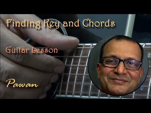 I Want My Key Scale And Chords - Lesson 2 - Dard-e-Dil