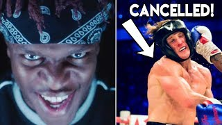"KSI vs Logan Paul Fight Rematch CANCELLED! KSI Diss Track ""Ares"" (AWFUL)"