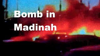 Video Amatir Bom di Madinah Arab Saudi ( Bomb in Saudi Arabia )