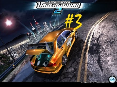 Прохождение Need for speed Underground 2. #3 [2004]