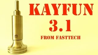 KAYFUN 3.1 - Micro Coil Build