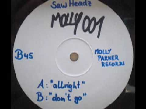 SPEED GARAGE - SAW HEADZ -