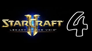 StarCraft II 2 Legacy of the Void Прохождение На Русском Часть 4 Небесный Щит Ковчег
