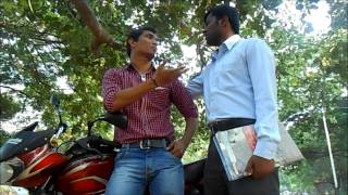 Trailer of shortfilm(Aa dharilo..)