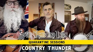 The Washboard ion - Cotry Ter - Quarantine Sessions Episode 8