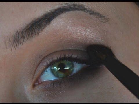 Видео как правильно наносить тени