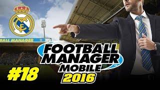 Football Manager Mobile 2016 | Real Madrid | EL PRIMER TÍTULO #18 [FINAL]
