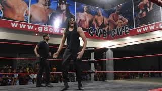 The Great Khali CWE Superstar's Mogley & ShankySingh Date 15/3/2018