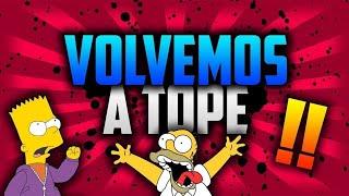 VUELVO AL CANAL!! - FORTNITE - THE DAILY GAMER