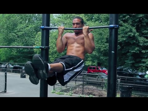How to do Head Banger Pull ups