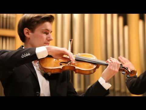 Брух, Макс - Концерт для скрипки с оркестром №1 соль минор
