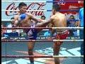 Muay Thai Fight-Petmorrakot vs Petpanomrung ( เพชรมรกต vs เพชรพนมรุ้ง),Rajadamnern Stadium - 7.3.16