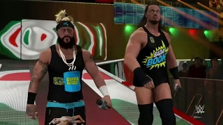 WWE 2K17 - How to Download and use Alternate Attires for your Superstars